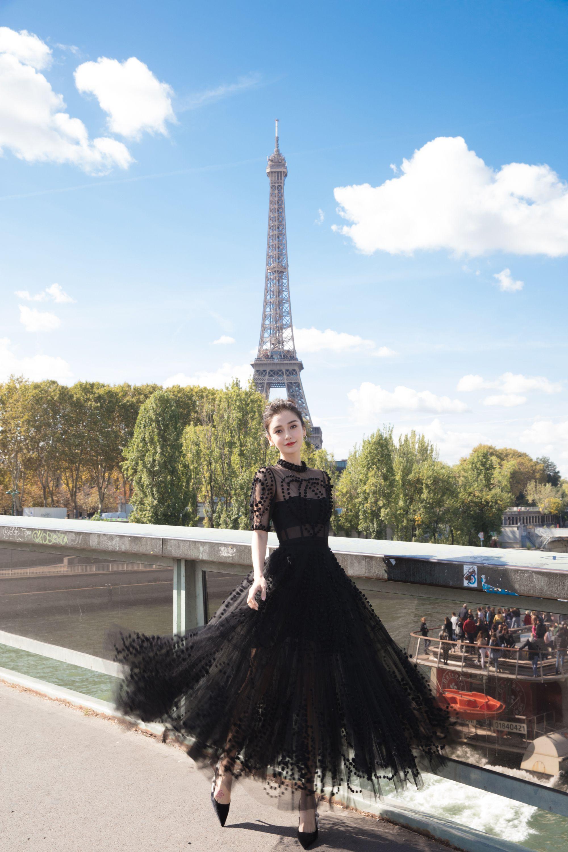 sao quốc tế tại tuần lễ thời trang paris 2019 3