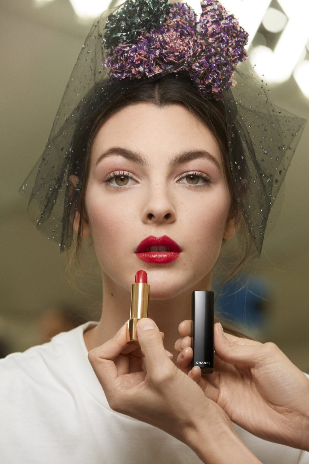 son Rouge Allure kinh điển của Chanel 2