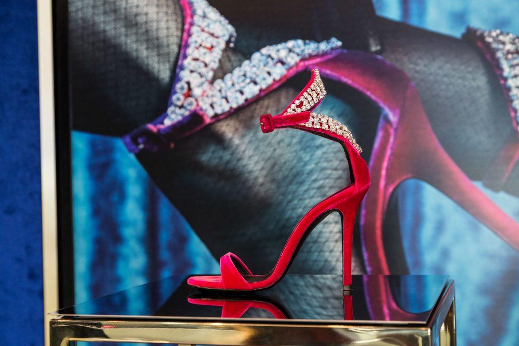 Giuseppe Zanotti giới thiệu BST giày Thu - Đông 2018 dành cho phái đẹp 2