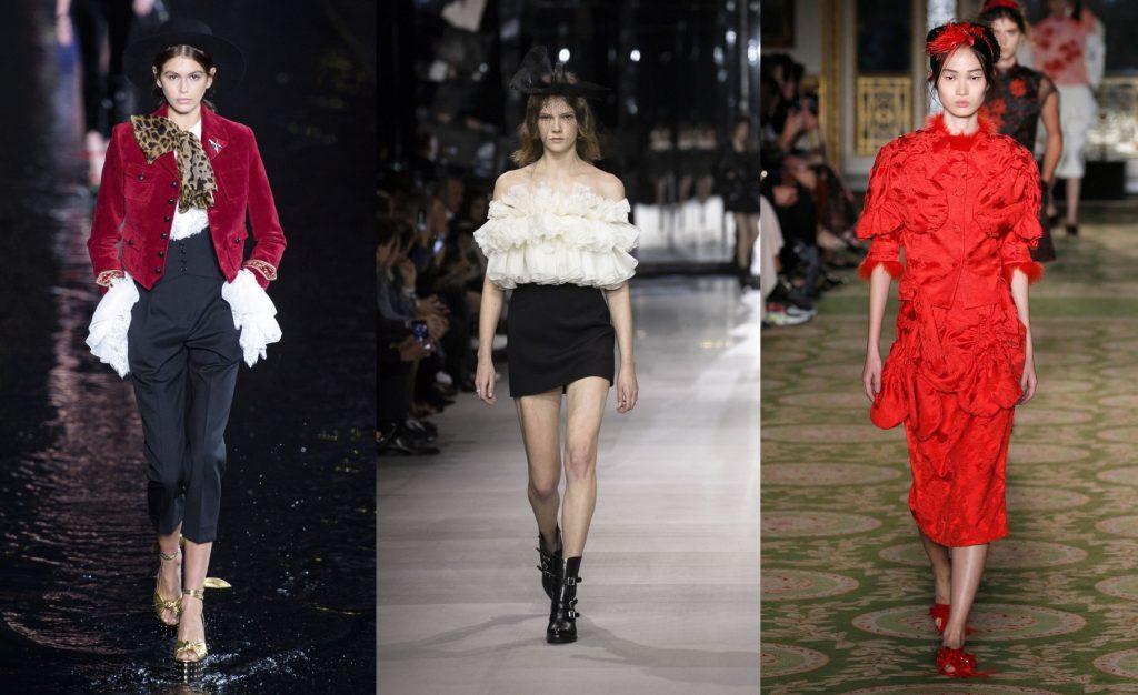 xu hướng thời trang lên ngôi tại Tuần lễ Thời trang Xuân – Hè 2019 53