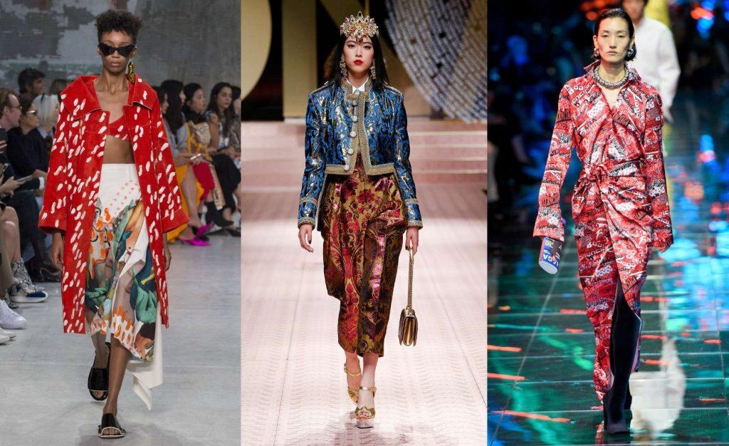 xu hướng thời trang lên ngôi tại Tuần lễ Thời trang Xuân – Hè 2019 59