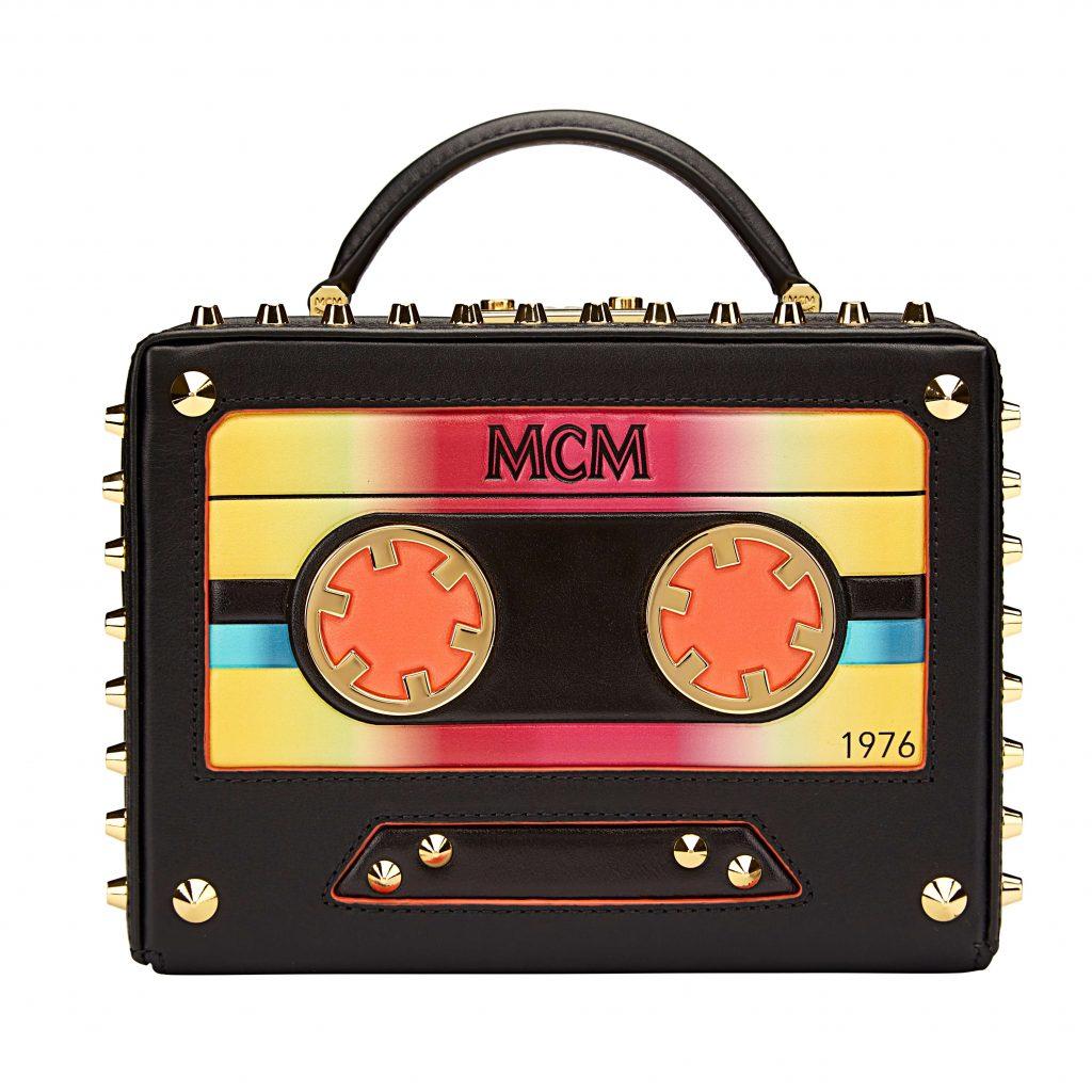 Cảm hứng âm nhạc lan tỏa trong bộ sưu tập mới nhất của thương hiệu MCM