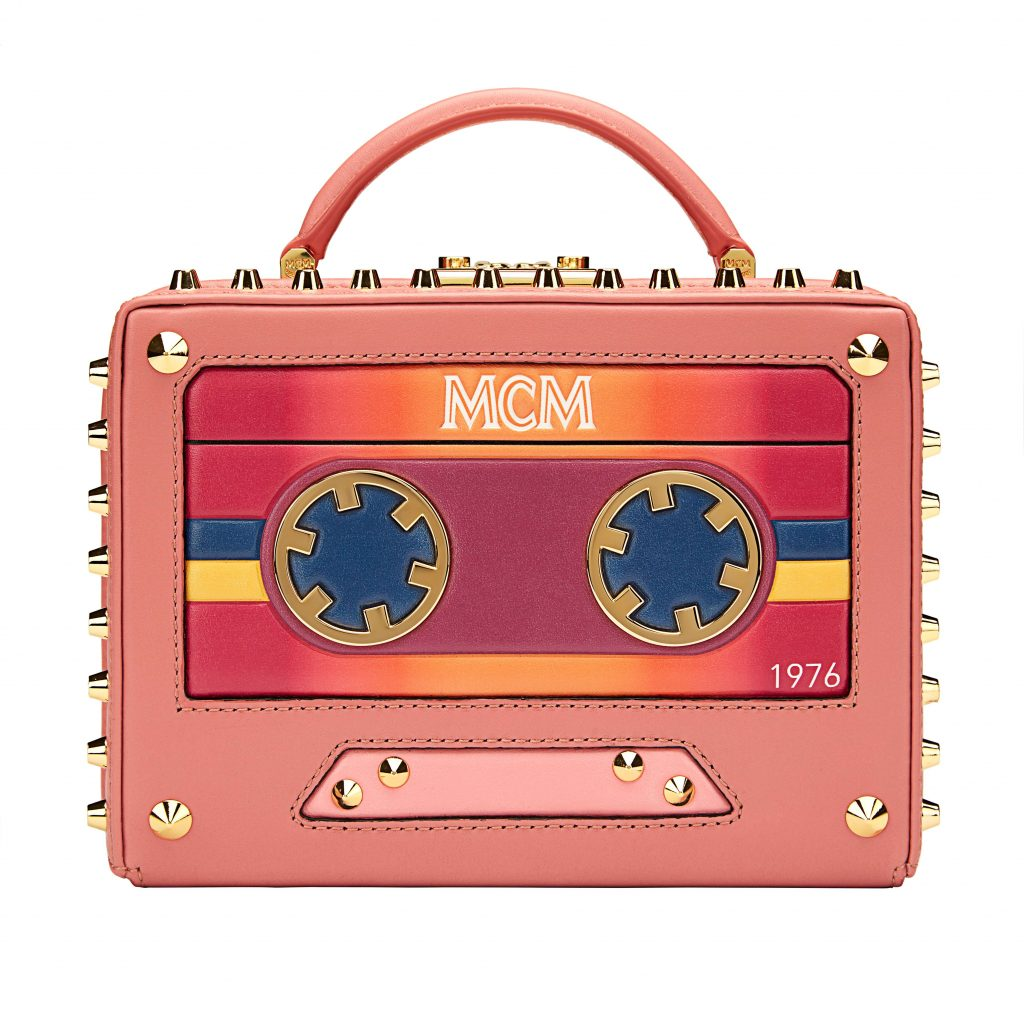 Cảm hứng âm nhạc lan tỏa trong bộ sưu tập mới nhất của thương hiệu MCM 3