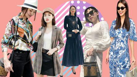 Thời trang sao Việt tuần qua (1/10 - 7/10): Thanh Hằng, Hà Tăng diện đẹp với trang phục họa tiết