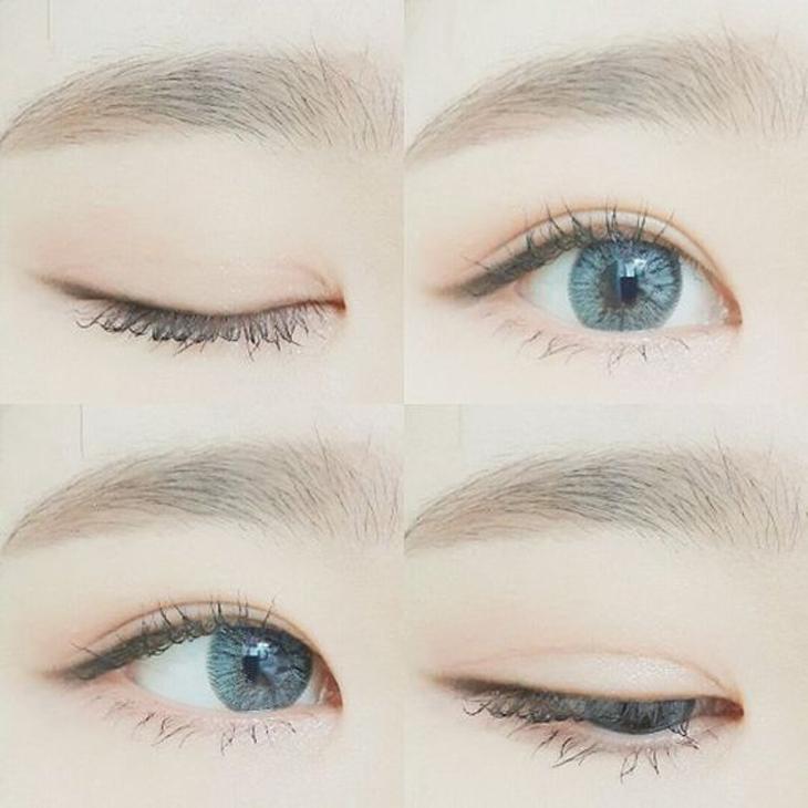 trang điểm mắt 010