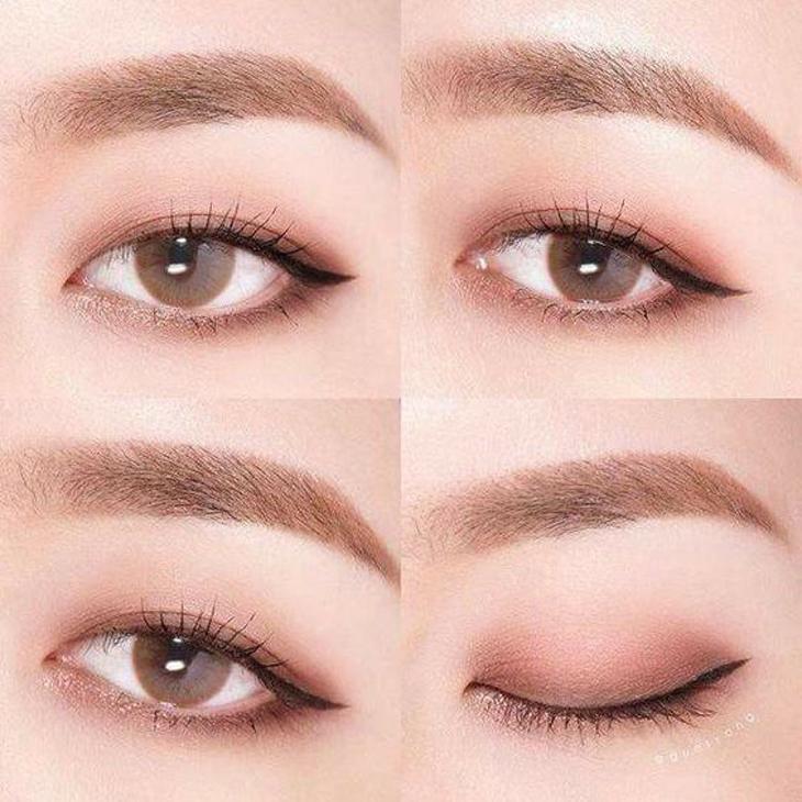 trang điểm mắt 09