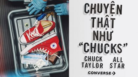 Lần đầu tiên Converse kể chuyện theo cách rất Việt Nam qua chiến dịch