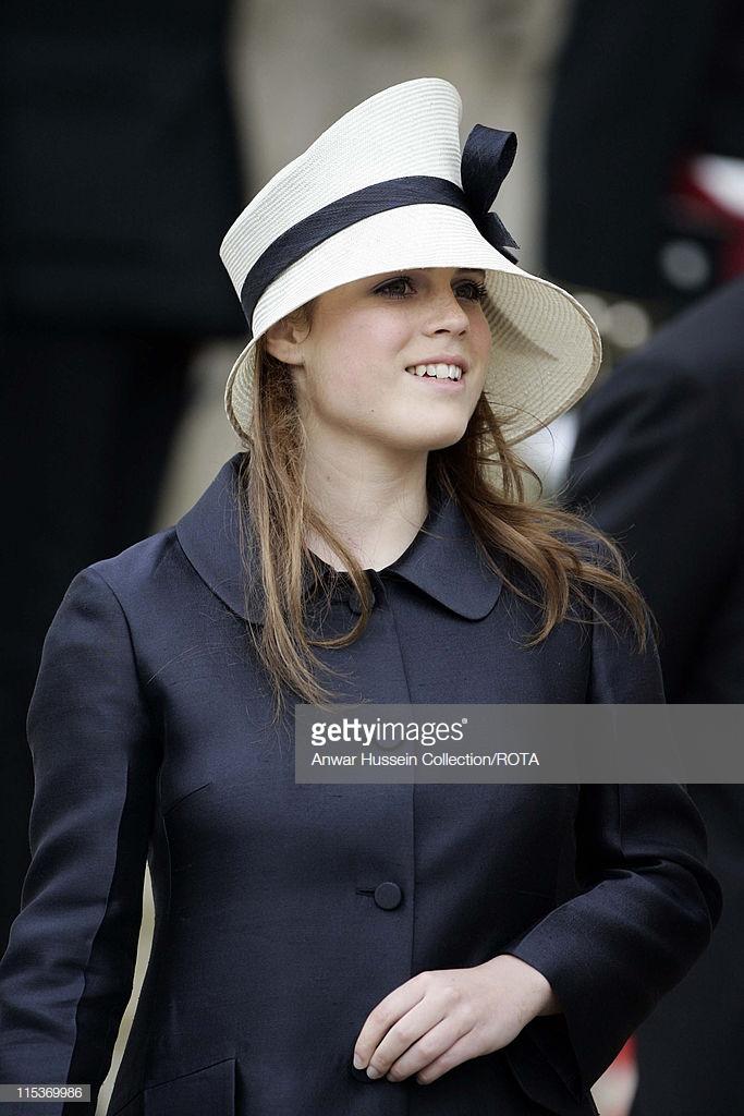 dự đoán váy cưới công chúa Eugenie 3