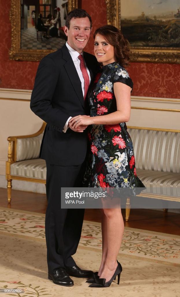dự đoán váy cưới công chúa Eugenie