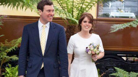 Dự đoán về váy cưới của cháu gái Nữ hoàng Anh Elizabeth - Công chúa Eugenie