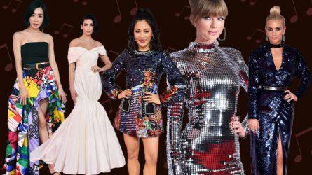 Jennifer Lopez, Taylor Swift cùng dàn sao đọ sắc trên thảm đỏ AMAs 2018