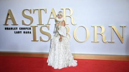 Thời trang thảm đỏ ấn tượng của Lady Gaga trong các dịp quảng bá A Star Is Born