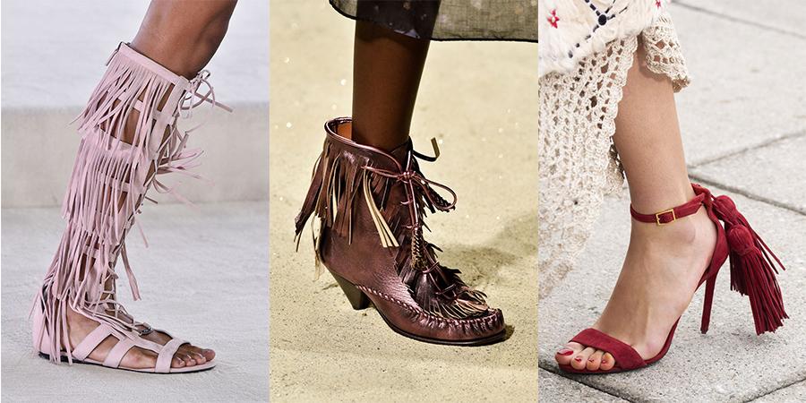 elle việt nam tuần lễ thời trang 2019 xu hướng giày 11
