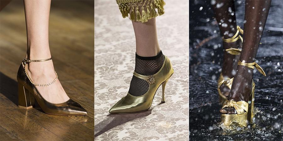 elle việt nam tuần lễ thời trang 2019 xu hướng giày 2