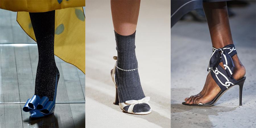elle việt nam tuần lễ thời trang 2019 xu hướng giày 3
