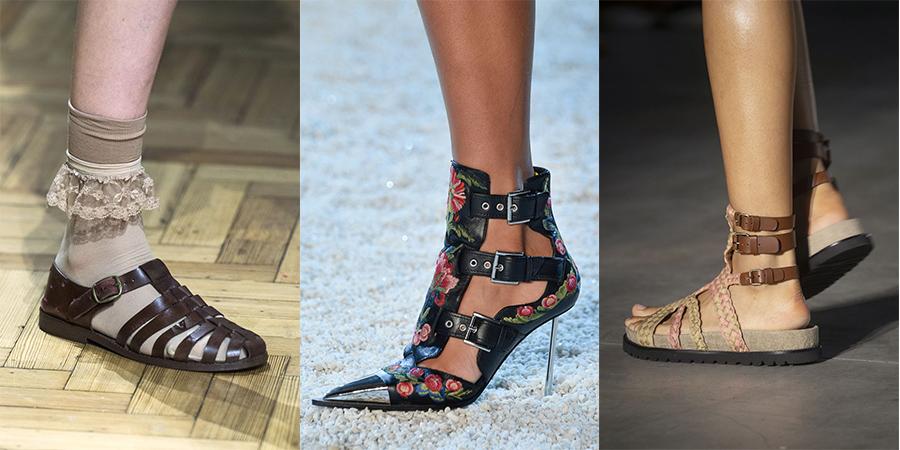 elle việt nam tuần lễ thời trang 2019 xu hướng giày 4