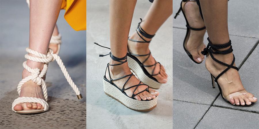elle việt nam tuần lễ thời trang 2019 xu hướng giày 5