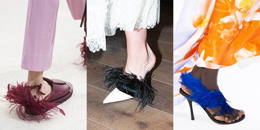 elle việt nam tuần lễ thời trang 2019 xu hướng giày 6