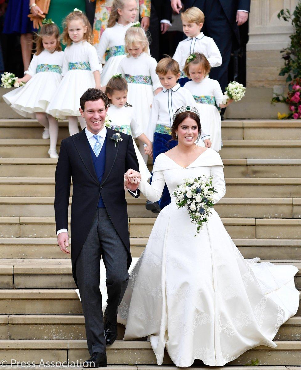 Đám cưới công chúa Eugenie