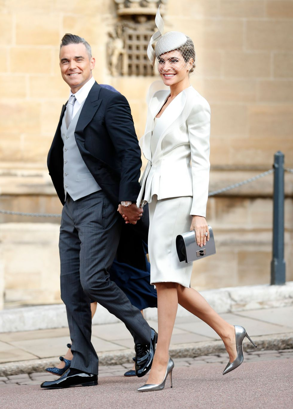 dàn sao đến tham dự đám cưới của công chúa Eugenie 4