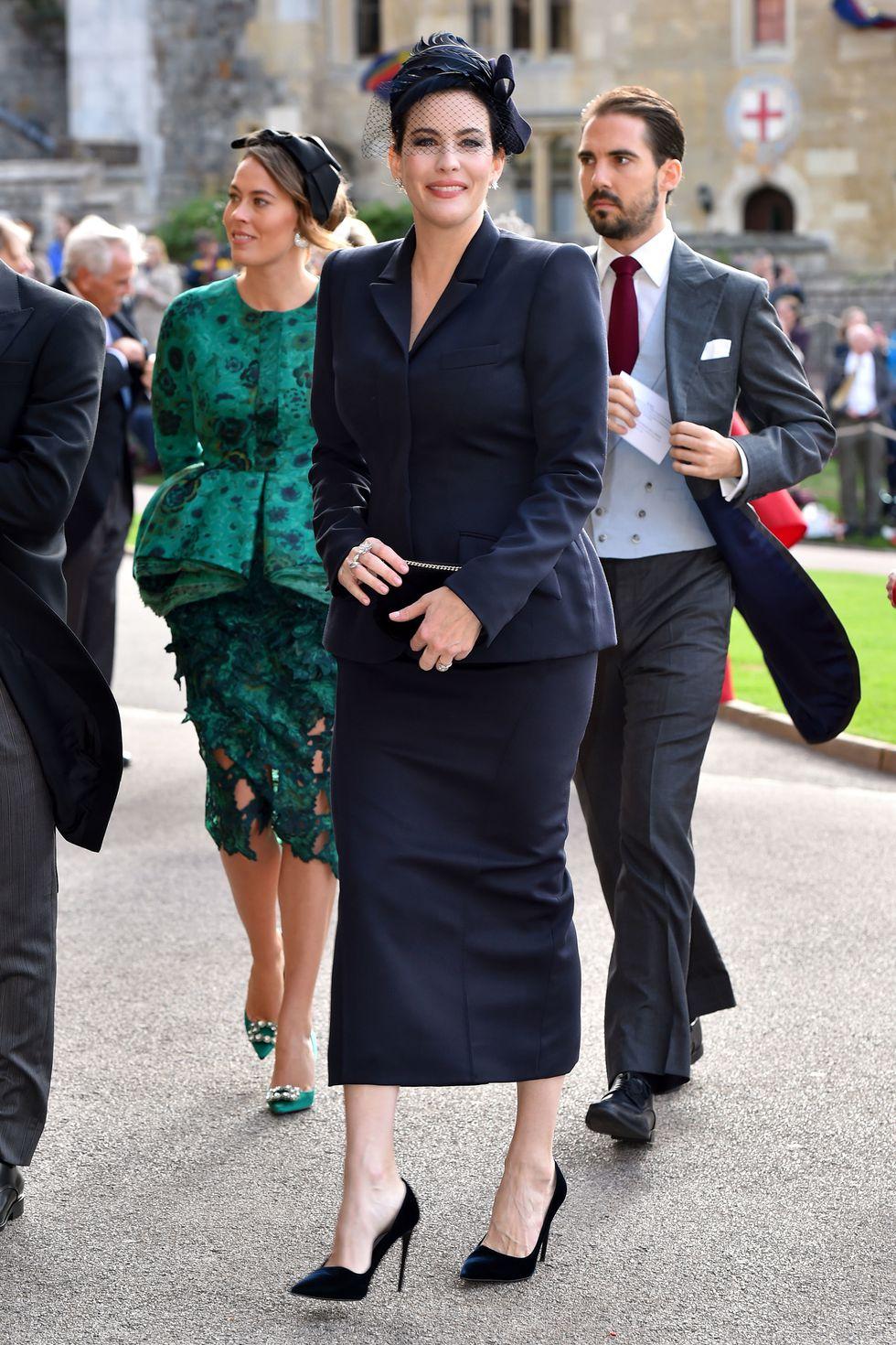 khách mời đám cưới của công chúa Eugenie3