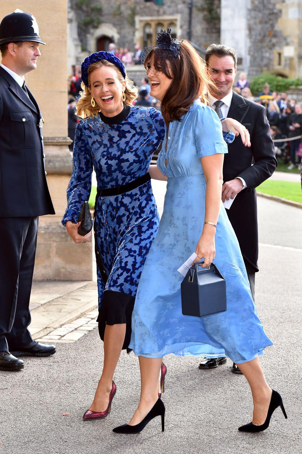 khách mời đám cưới của công chúa Eugenie9