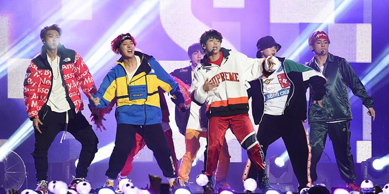 nhóm nhạc BTS 2