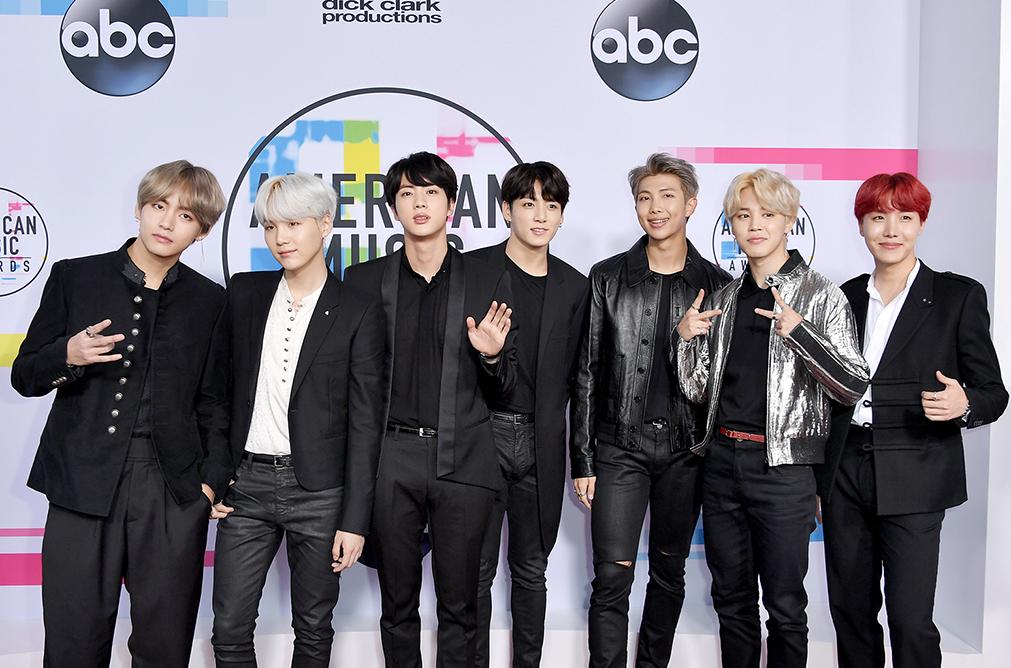 nhóm nhạc BTS 3