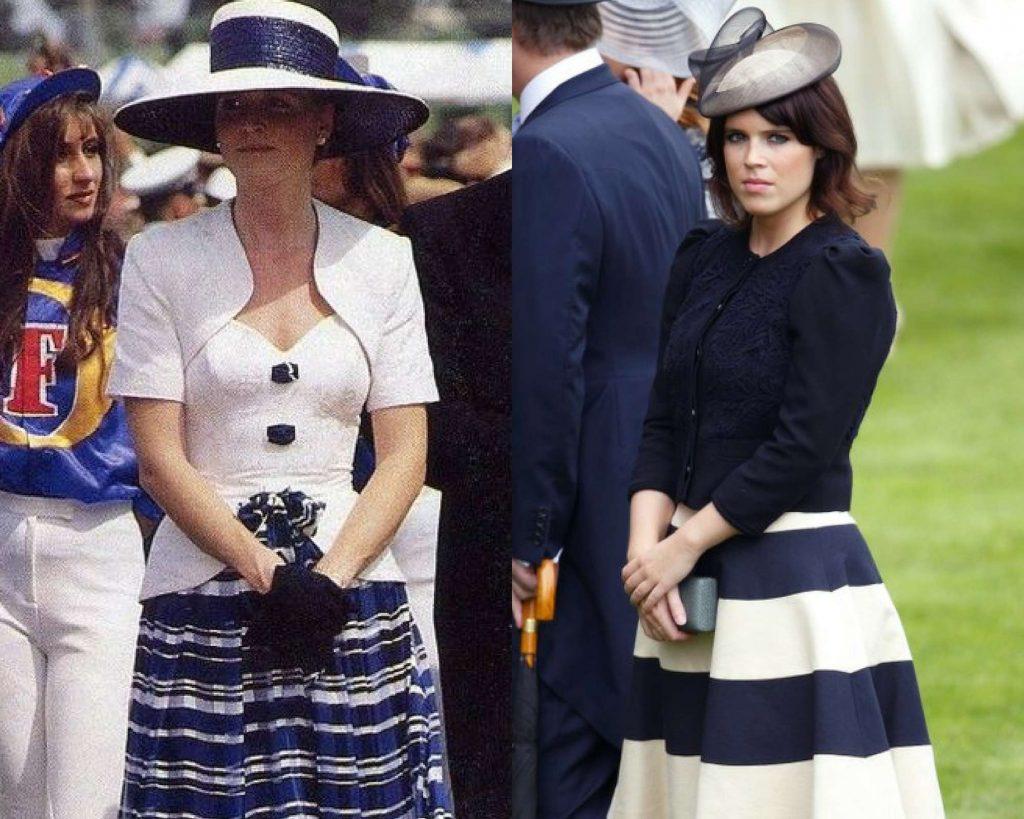 phong cách thời trang Công chúa Eugenie 11
