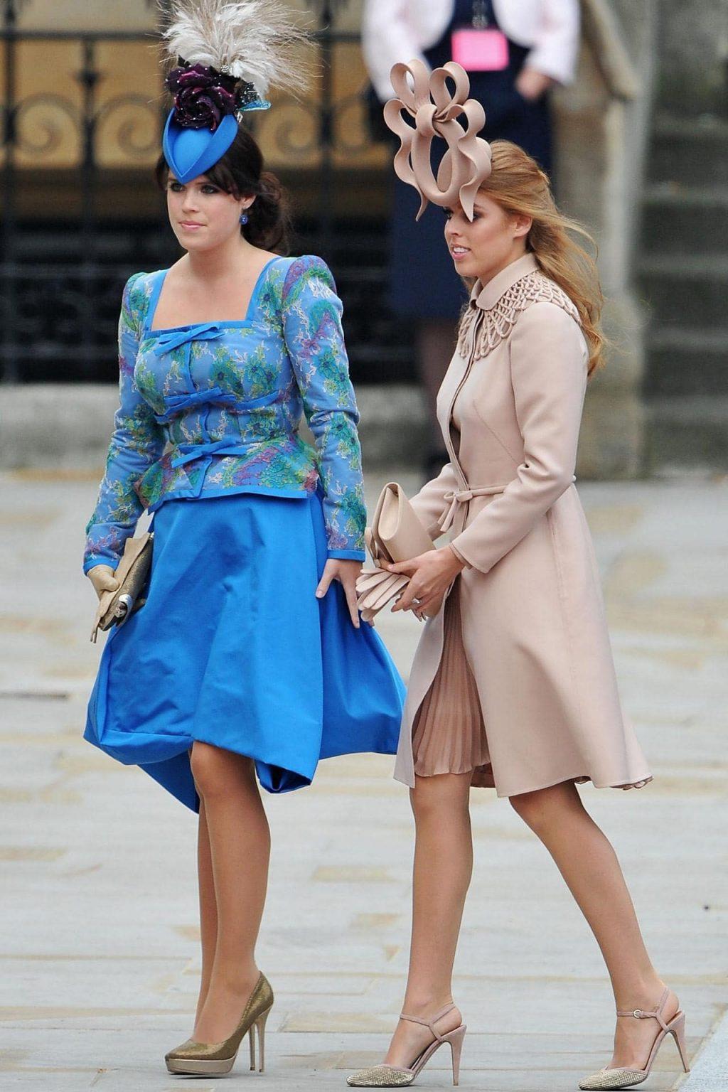 phong cách thời trang Công chúa Eugenie