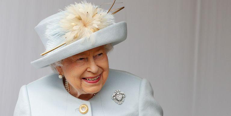 Nữ hoàng Anh Elizabeth II đám cưới công chúa Eugenie