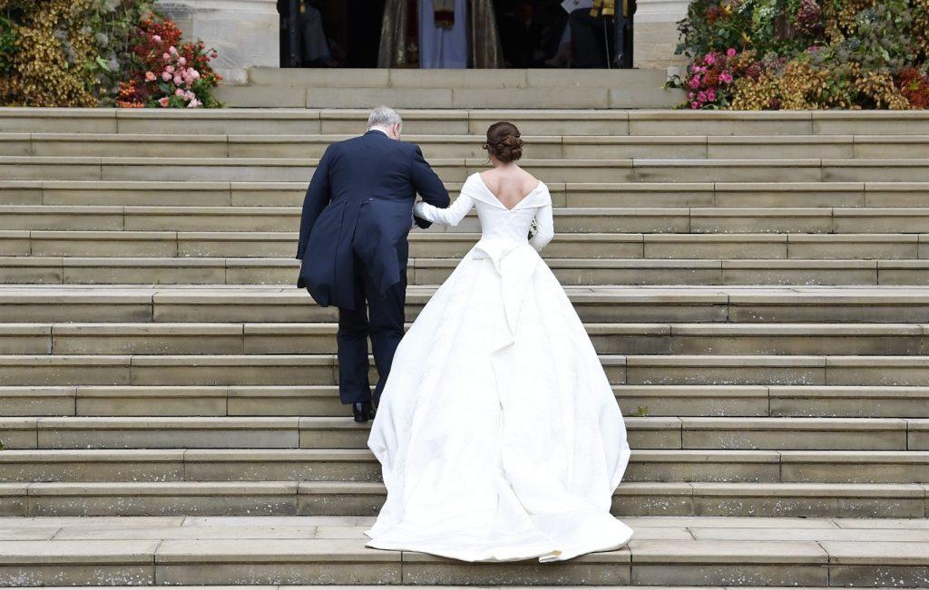 váy cưới của công chúa eugenie 8
