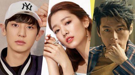 Hyun Bin, Park Shin Hye và ChanYeol gây ấn tượng tại buổi đọc kịch bản phim Hồi Ức Alhambra