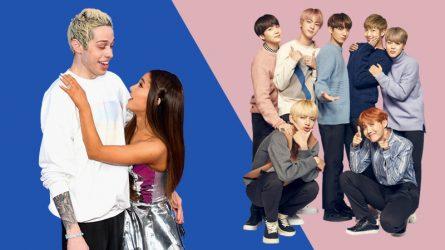 [Điểm tin sao quốc tế] Ariana Grande hủy bỏ hôn ước, BTS ra mắt phim tài liệu sau khi kết thúc chuyến lưu diễn