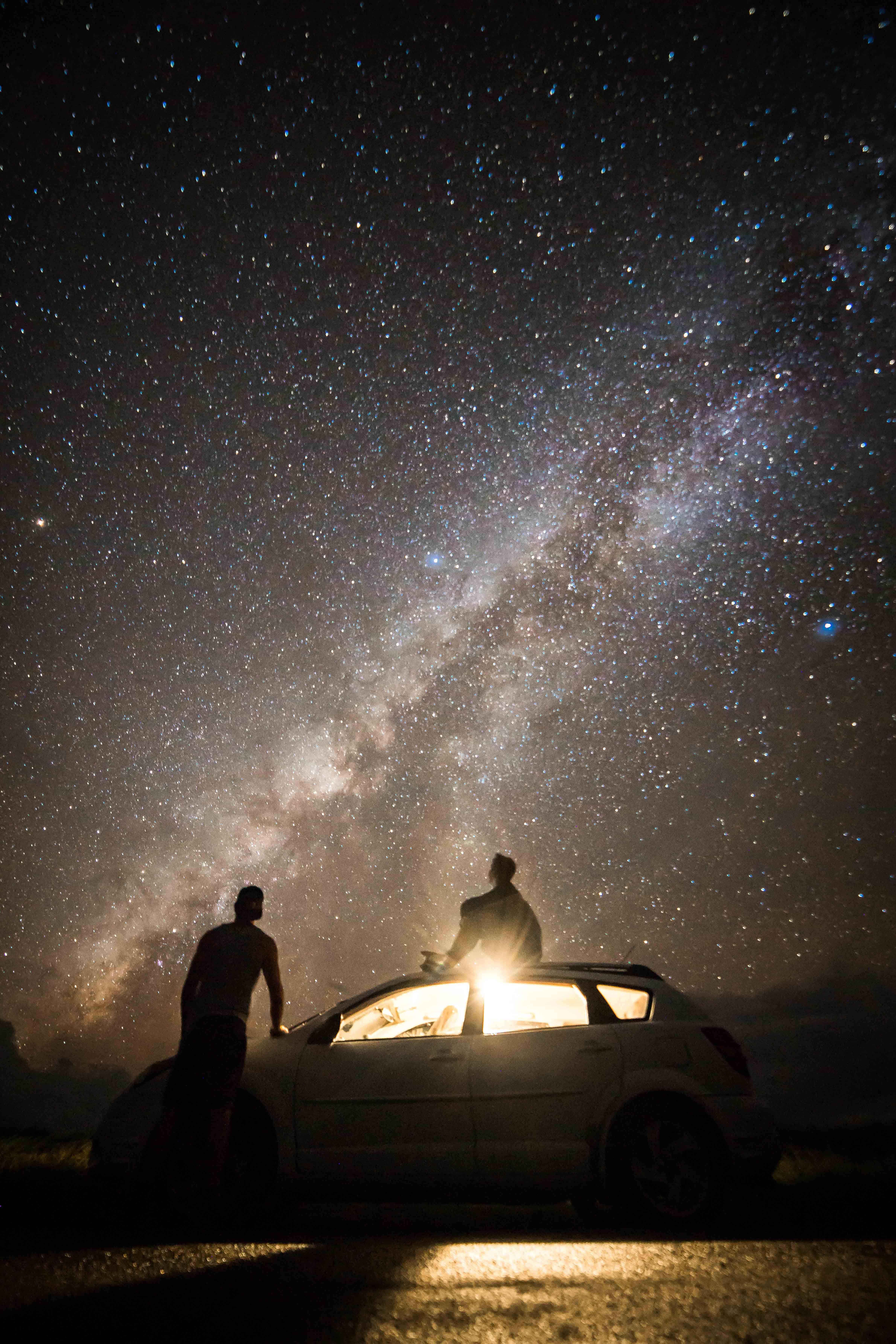 dấu hiệu từ vũ trụ 4
