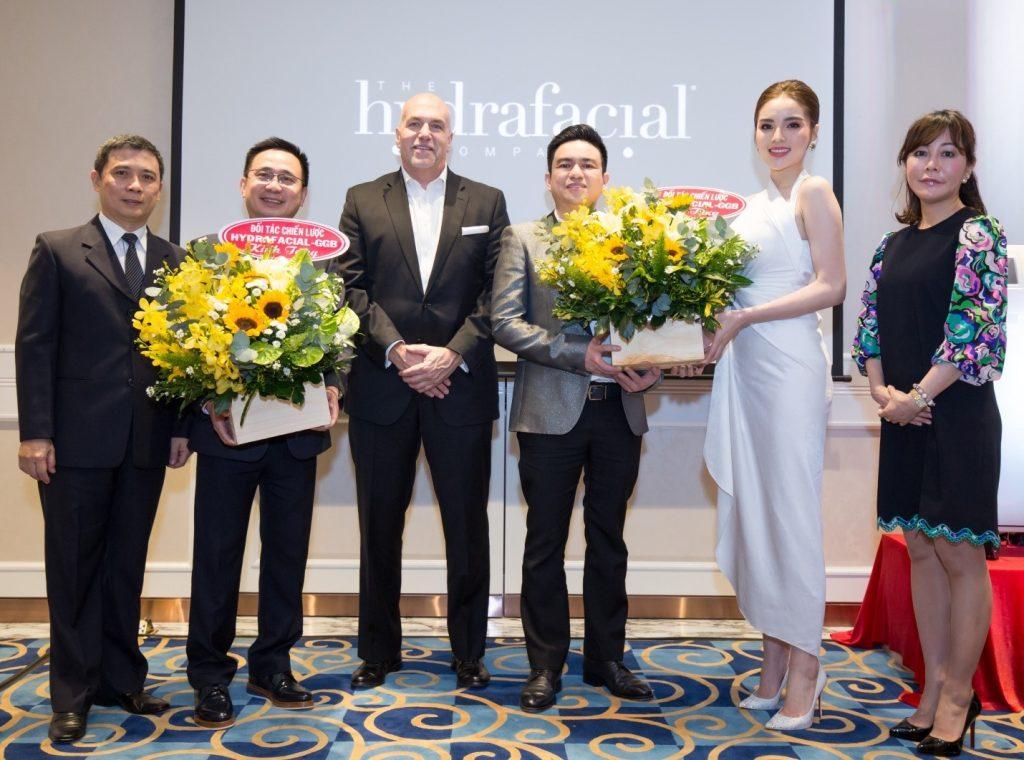 Liệu trình HydraFacial đã tới Việt Nam 2