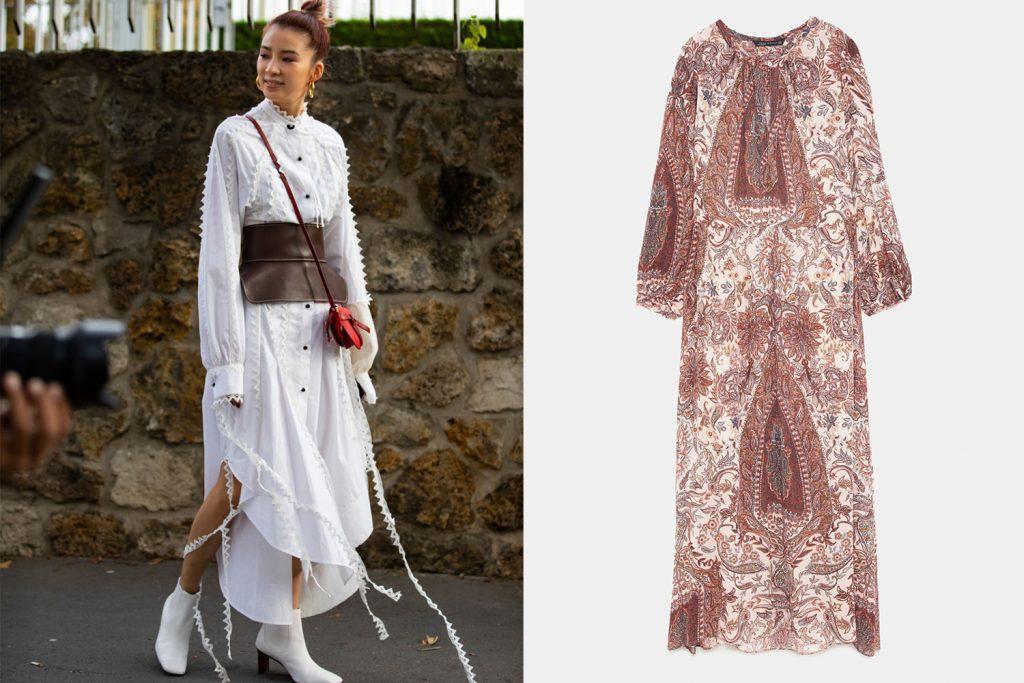 thời trang cung hoàng đạo tháng 10 cung Bảo Bình