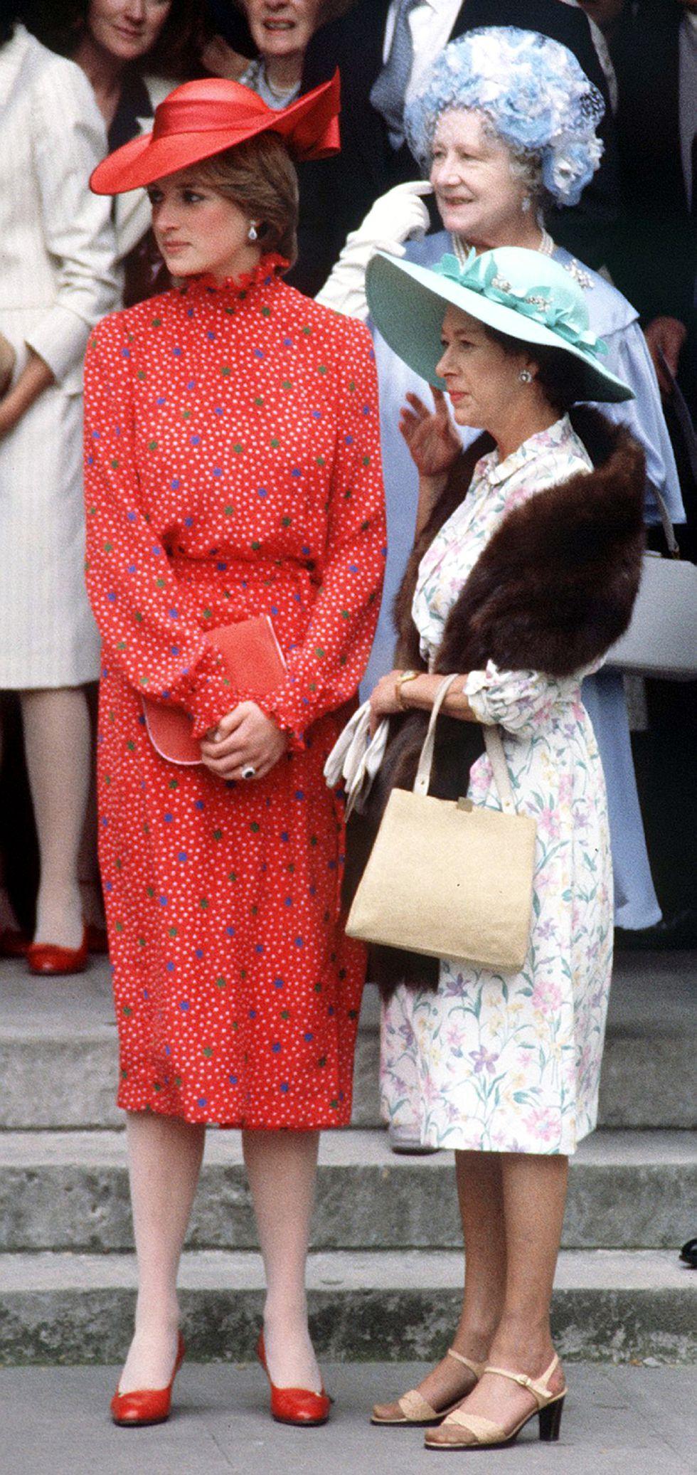 Công nương Diana tháng 7/1981