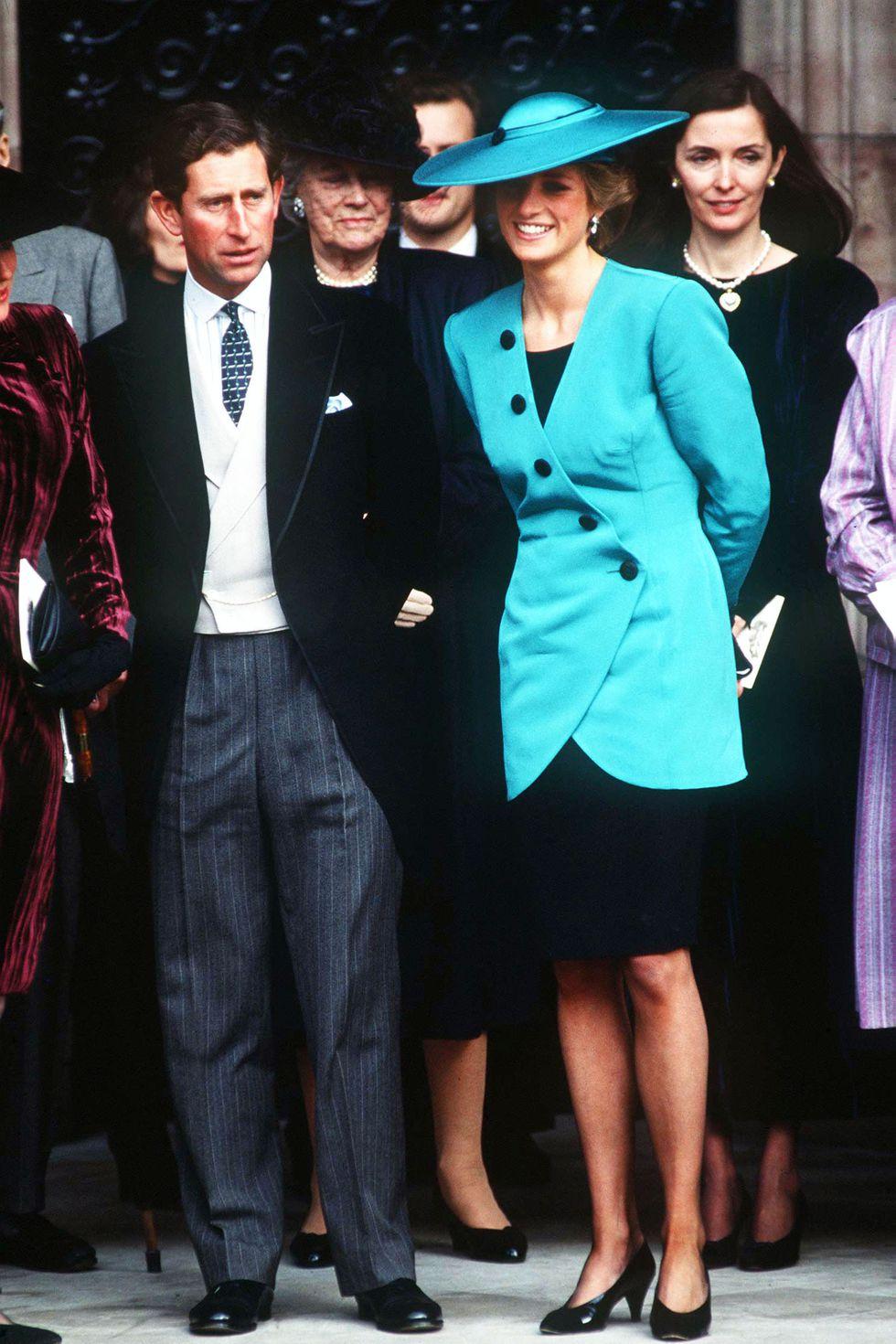 Công nương Diana T10/1988