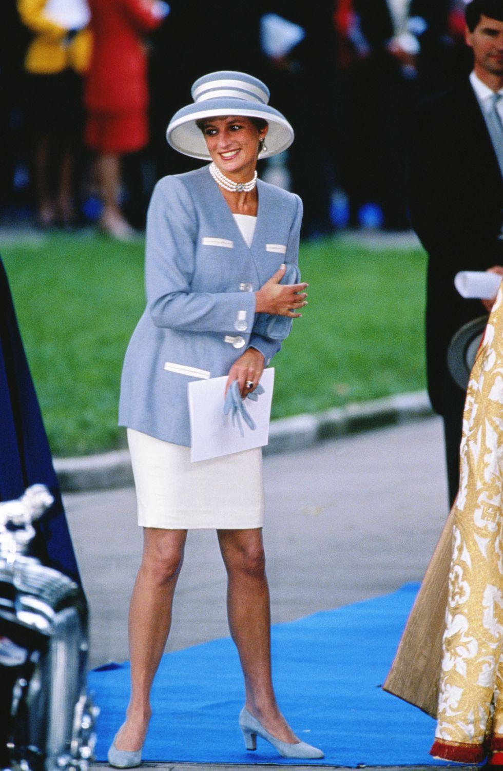 Công nương Diana T10/1993