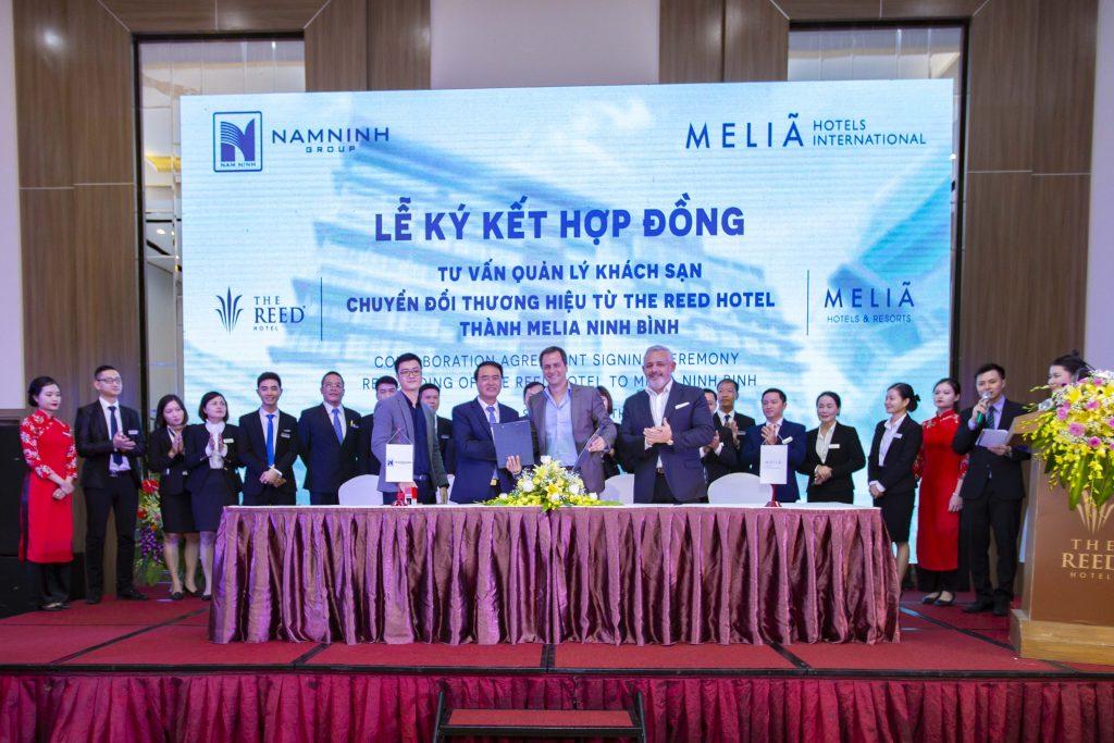 Melia Hotels International tiếp tục mở rộng hoạt động tại Ninh Bình