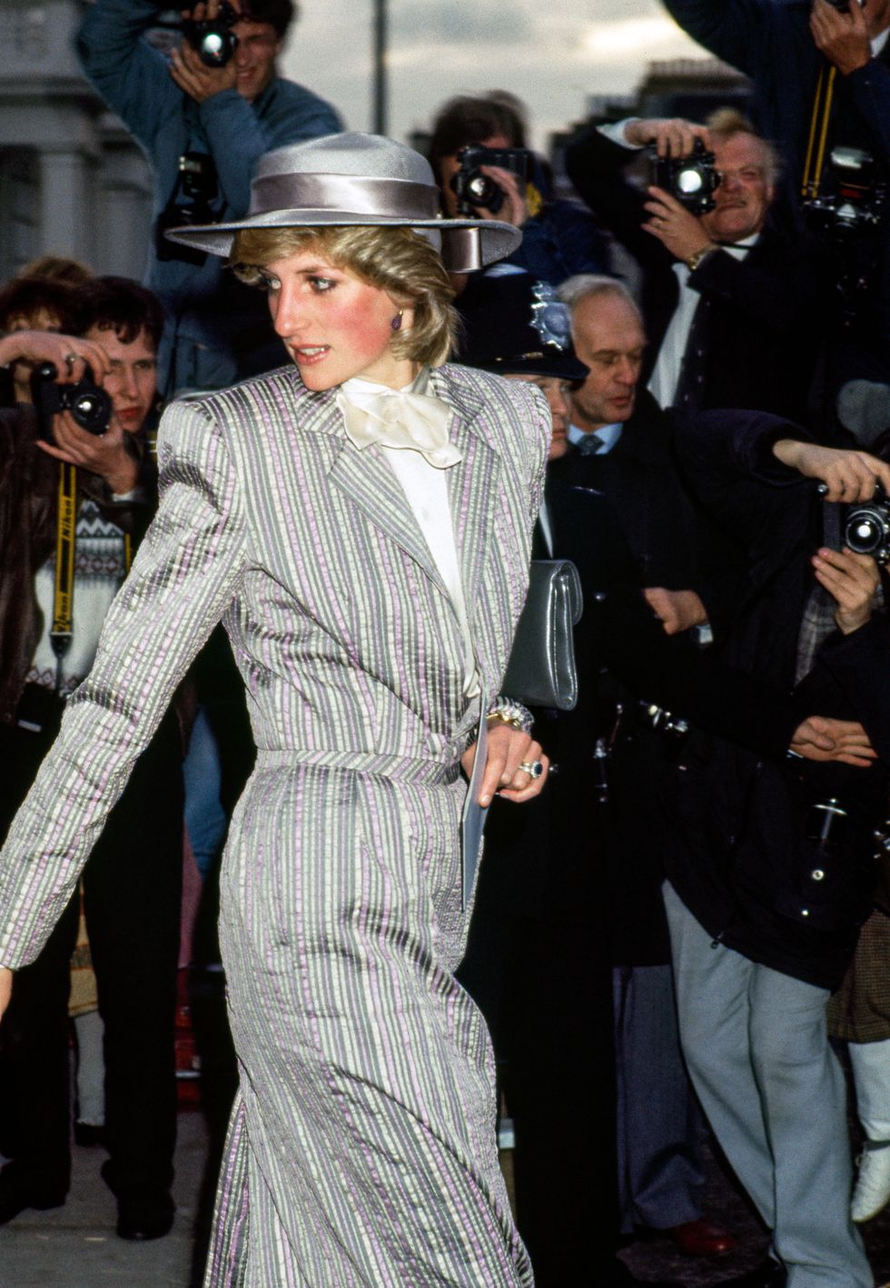 Công nương Diana tháng 10/1983