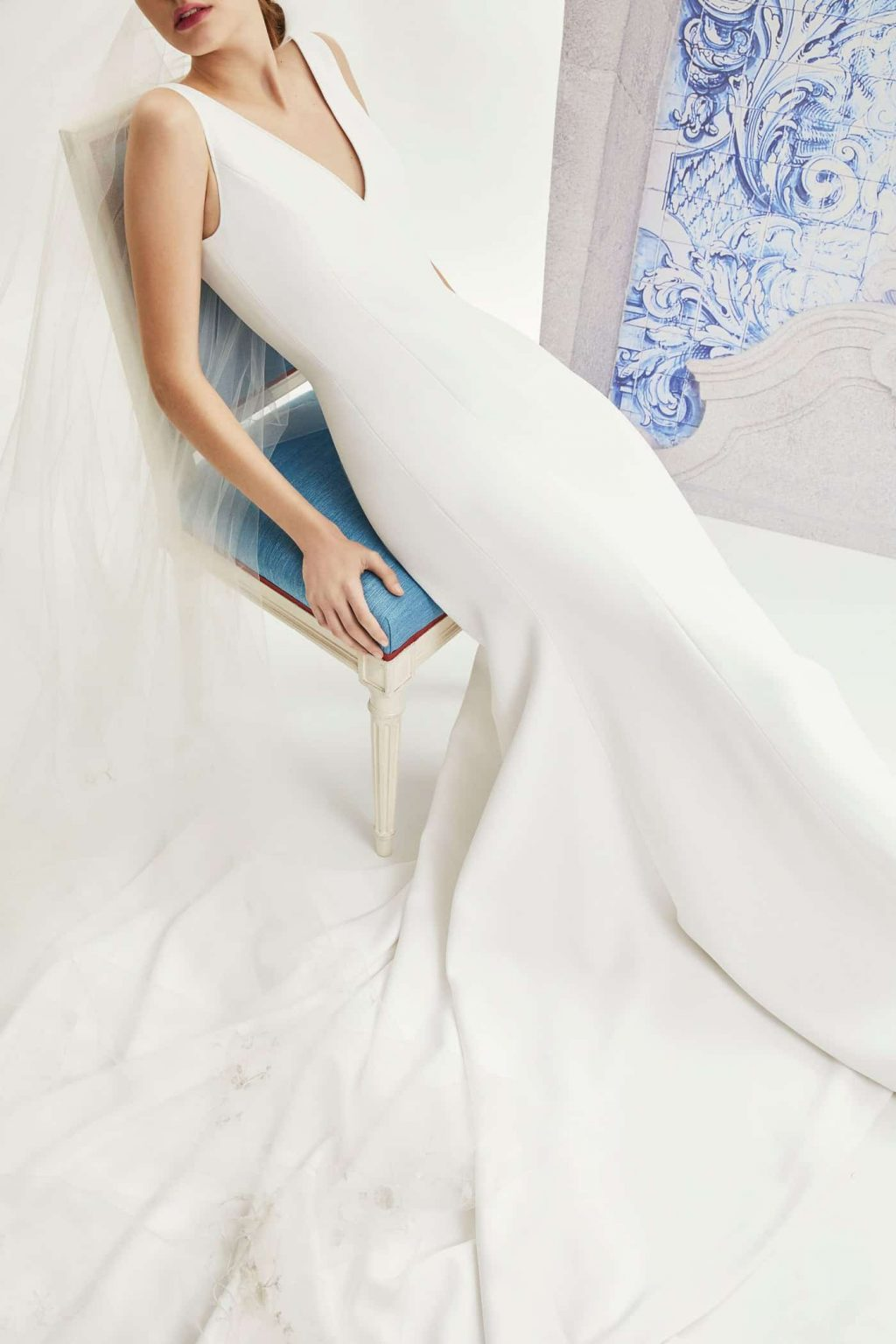 Xu hướng thời trang cưới lấy cảm hứng từ váy cưới của Chiara Ferragni và Meghan Markle 20