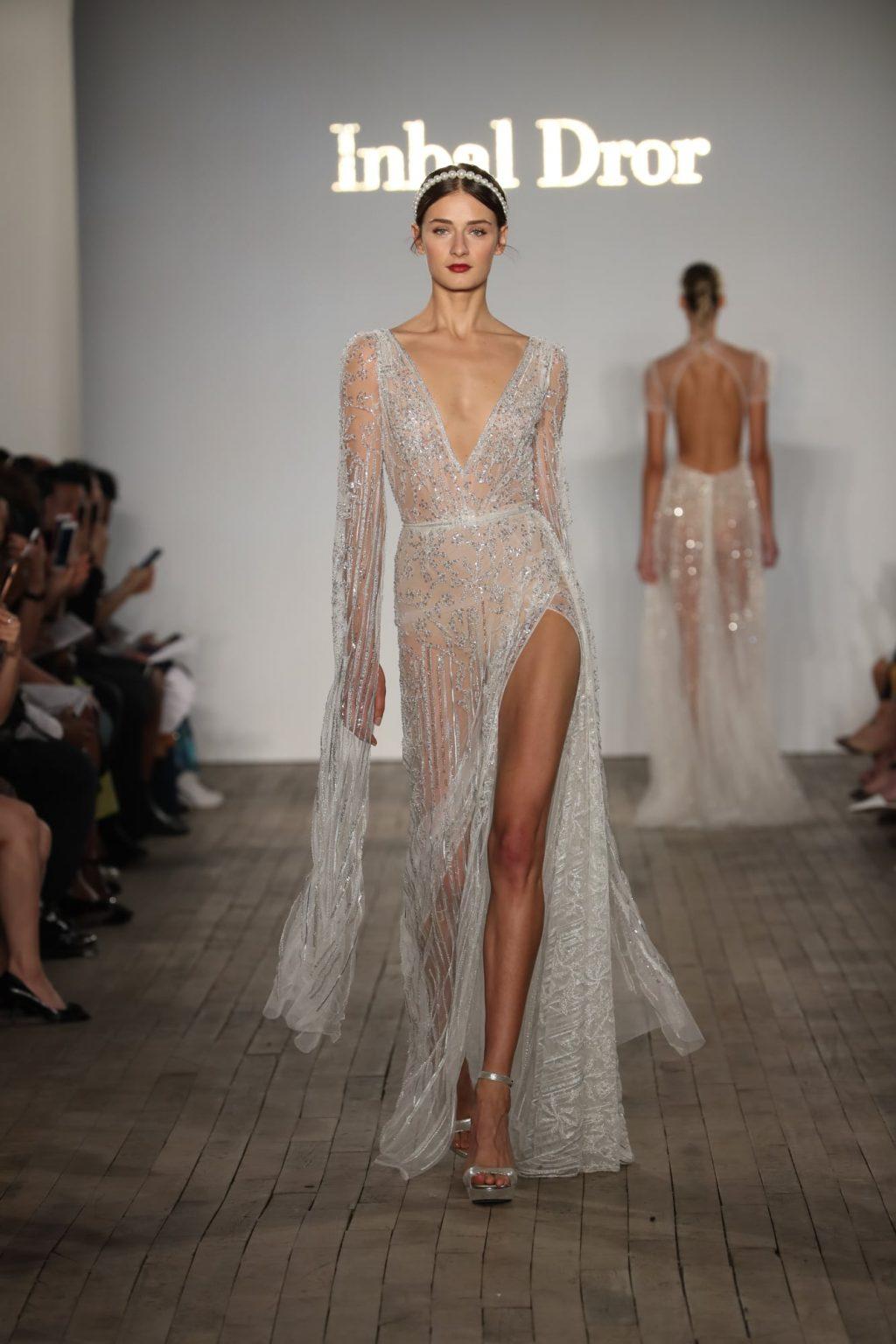 Xu hướng thời trang cưới lấy cảm hứng từ váy cưới của Chiara Ferragni và Meghan Markle 3