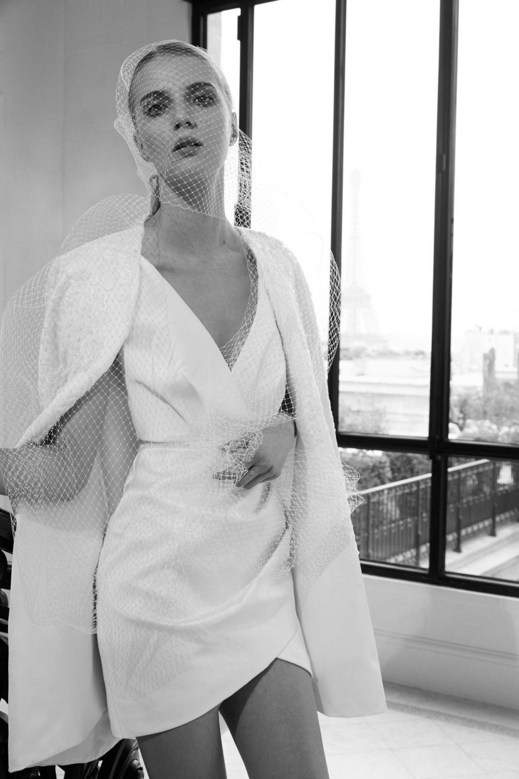 Xu hướng thời trang cưới lấy cảm hứng từ váy cưới của Chiara Ferragni và Meghan Markle 5