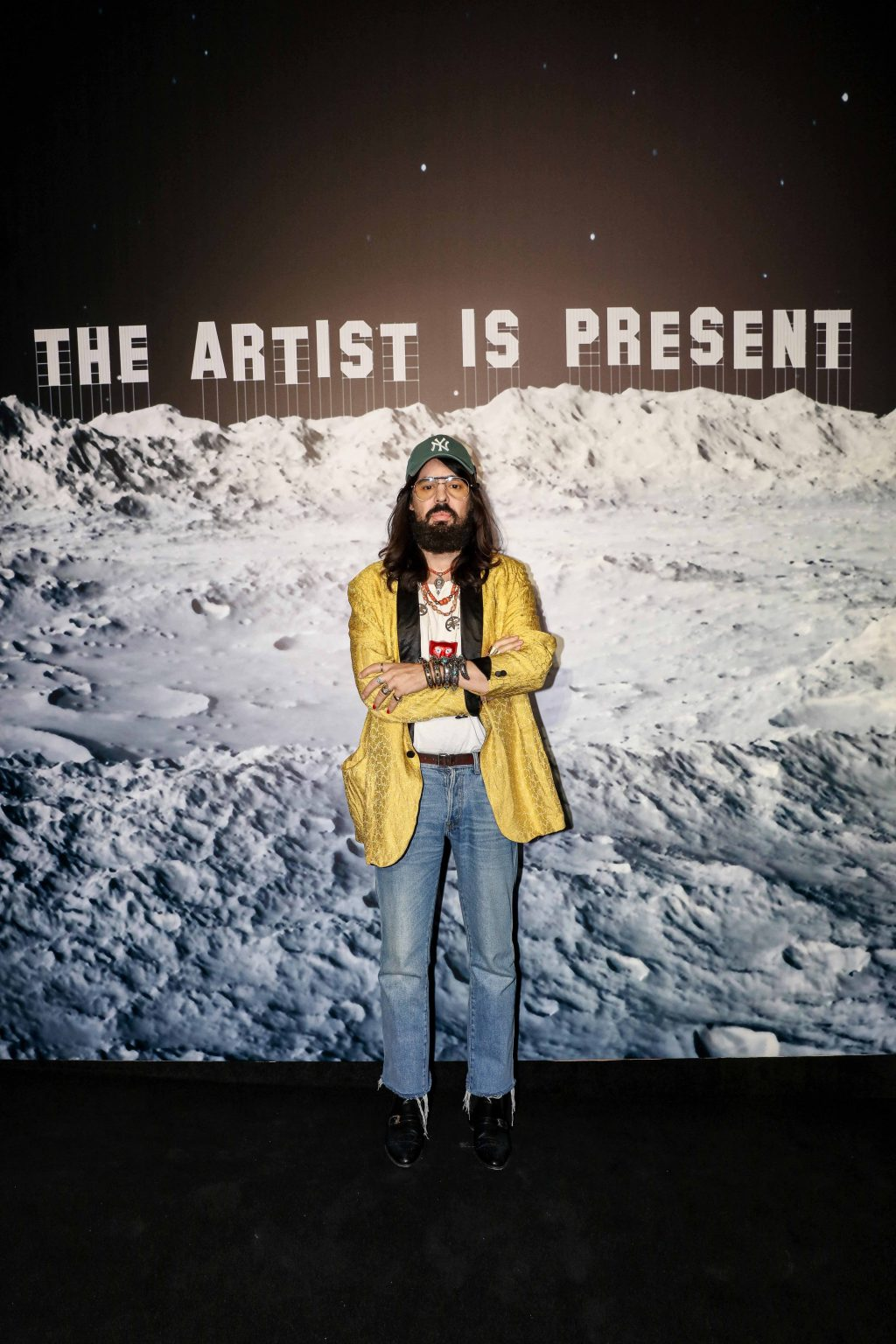 buổi triển lãm nghệ thuật the art is present11