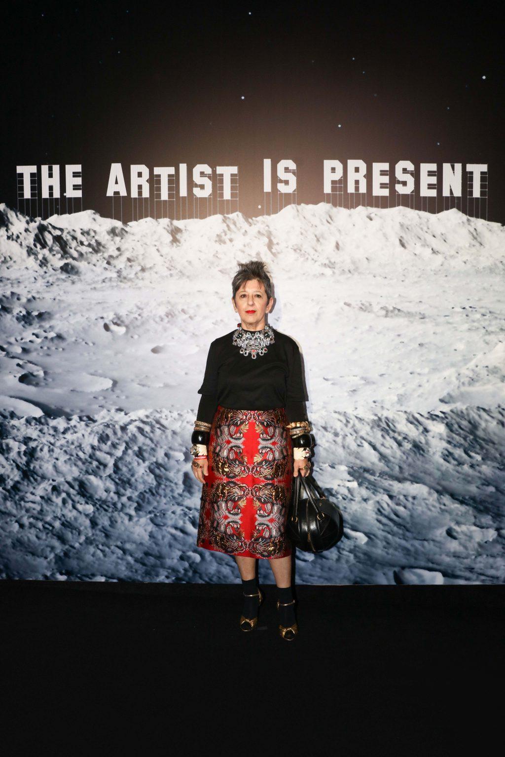 buổi triển lãm nghệ thuật the art is present5