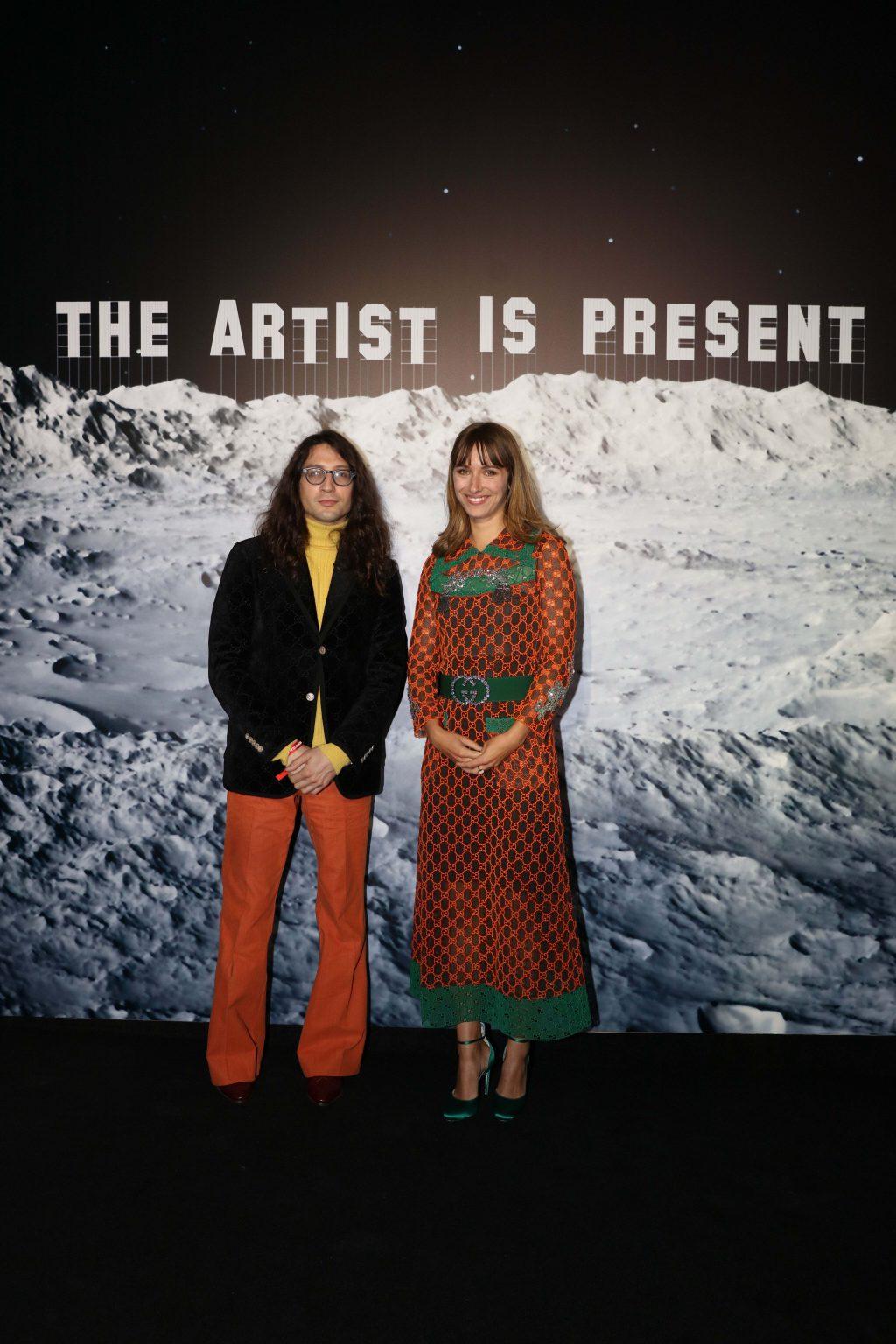 buổi triển lãm nghệ thuật the art is present6