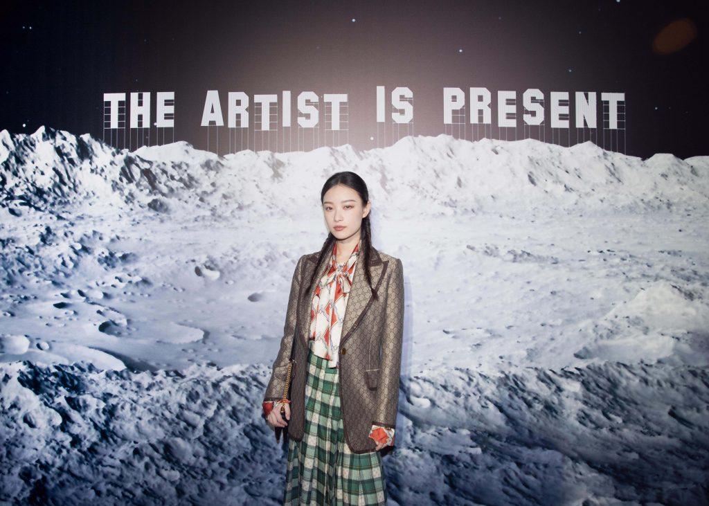 buổi triển lãm nghệ thuật the art is present7