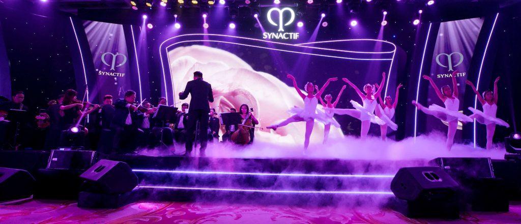 Clé de Peau Beauté kỷ niệm 10 năm ra mắt dòng sản phẩm Synactif 5